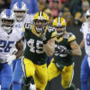 Lions poised to make run at favored Packers, Vikings in NFC North