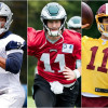 Giants facing challenge to get back to top of NFC East