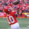 Tyreek Hill says he knows 'without a doubt' the Chiefs will have NFL's best offense