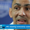 Tony Dungy on NFL anthem controversy: Give players platform to air grievances