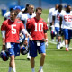 Giants' backup QB battle heating up, will be settled during preseason