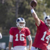 Quarterback Sean Mannion starts again and aims for huge improvement as Rams continue to sit most starters
