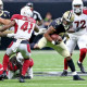 Jonathan Williams strengthening case for role in Saints backfield