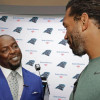 Charles Johnson got 'Big Money' for sacks, but Panthers still have options
