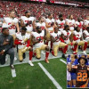 NFL fan interest wanes as the vast majority of republicans and white Americans object to protests