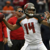 Buccaneers start Fitzpatrick over Winston against Bears