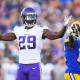Vikings' Xavier Rhodes could return against Lions, but won't face Golden Tate
