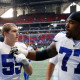 Jerry Jones expects Cowboys LT Tyron Smith (stinger) to return vs. Eagles in Week 14