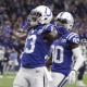 Colts rout Titans for fourth straight win