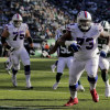 PFF: Bills offensive line rankings increasing