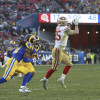George Kittle breaks record as San Francisco 49ers drop season finale to Rams, steaming towards No. 2 overall pick