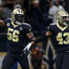 Saints installed as favorites for Super Bowl title