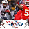 Scouting the Matchup: Surging Patriots head to K.C.