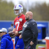 No-huddle was no solution for Bills, NFL's rookie QBs, in 2018