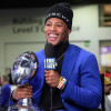 Giants RB Saquon Barkley wins Pepsi Rookie of the Year over Browns QB Baker Mayfield