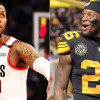 Damian Lillard Recruits Le'Veon Bell to Join Raiders in NFL Free Agency