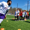 Former Clemson football standout Christian Wilkins connects with kids ahead of NFL career