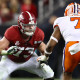 Lions have formal combine interview with NFL draft's top OL prospect