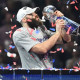 Julian Edelman shows Celtics support with Instagram post