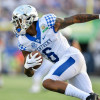 Kentucky corner Lonnie Johnson works out for Texans, visited several teams