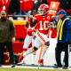Chiefs' Tyreek Hill can't get 3rd chance after release of recording