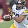 Iowa's offense helped TE Noah Fant transition to life in the NFL
