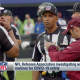 NFL Referees Association investigating COVID-19 safety protocols