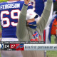 Sean McDermott reacts leading Bills to first playoff win since 1995