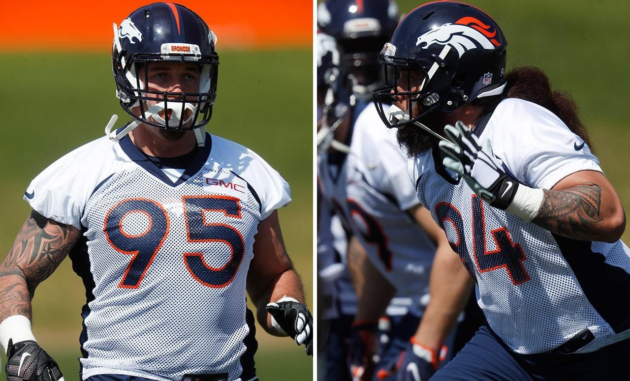Wishingkits Com Nfl Newstogether Derek Wolfe And Domata